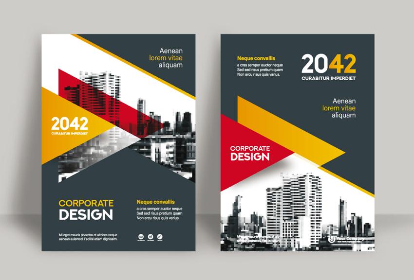 Corporate Printdesign